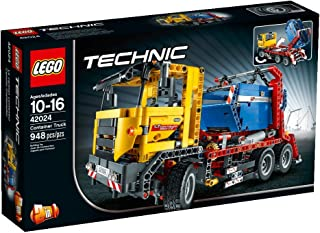 Best 42024 lego technic container truck Reviews