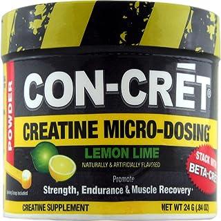 ProMera Sports CON-CRET Trial Size Lemon Lime Powder 24 g 24 svg
