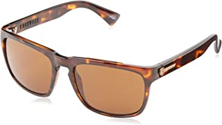 Electric Men's Knoxville Sunglasses Stainless Steel 100% Uv Protection Brown
