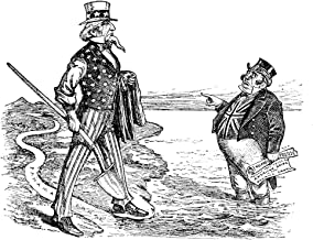 Panama Canal Cartoon 1912 NUncle SamS Canal An Irish Cartoon Of 1912 On British Protests Against Free Tolls For American Ships Passing Through The Panama Canal A Toll Regulation Repealed By President