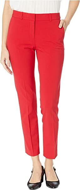 Bi-Stretch Ankle Pants