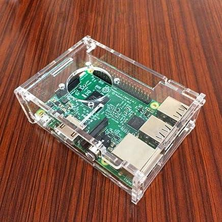 Amazon com: raspberry pi 3 - Case Fans / Fans & Cooling