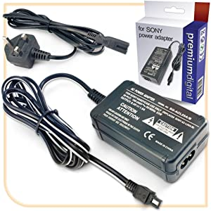 Sony Handycam HDR-CX155 Replacement Power Adapter...