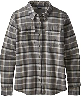 Patagonia Women's L/S Fjord Flannel Long Sleeve Shirt