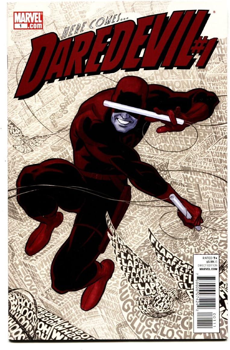 shipfree DAREDEVIL #1 2011-Marvel Max 55% OFF NM comic book