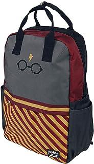 Loungefly x Harry Potter Gafas Gryffindor Nylon Mochila