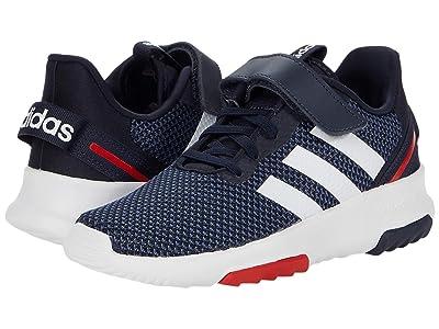 adidas Kids Racer TR 2.0 (Little Kid) (Legend Ink/Footwear White/Tech Indigo) Boys Shoes