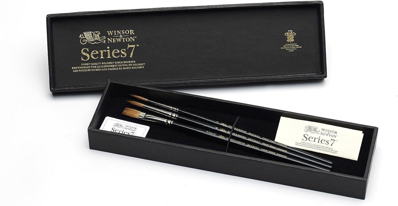 Geschenkset 3 x Kolinsky Marder Pinsel Pinsel Pinsel - Serie 7 B00YEMI930 | Ausreichende Versorgung  1672b9