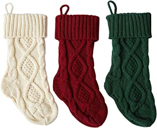 Best green and white christmas stocking Reviews
