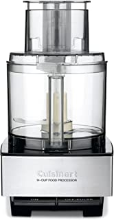 Cuisinart DFP-14BCNY 14-Cup Food Processor, Brushed Stainless Steel – Silver