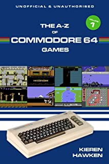 vintage commodore 64 games