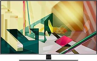 Samsung 70 Inch TV Smart UHD 4K processor Flat AI Upscale Motion Rate 100 PQI 1400 HDR10+ Mega Contrast - UA70RU7100UXUM (...