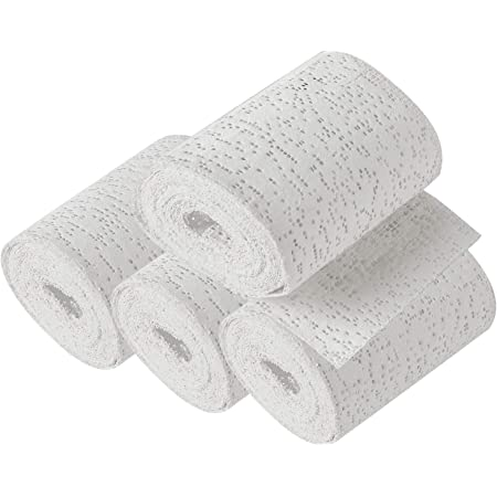 everfarel 24X Bandages de plâtre médical plâtre bandage plâtre 8 x 300 cm plâtre rapide bandage masque de plâtre