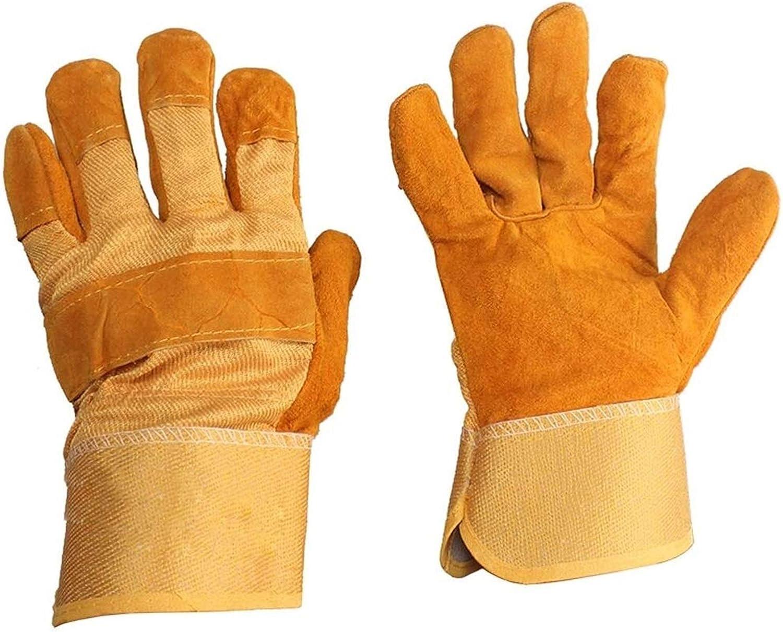 ZHANGWJ Waterproof Gloves Welding Challenge the lowest price of Japan 5 popular Liquid nitrogen