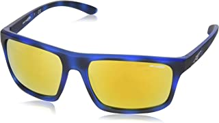 ARNETTE SANDBANK AN4229-2464N0 Sunglasses Matte Blue Havana 61mm