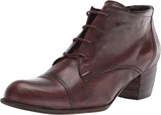 ara Women's Fanny Boot,Brown Leather,10.5 M US