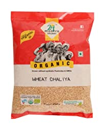 24 Mantra Organic Wheat Dhaliya, 500g
