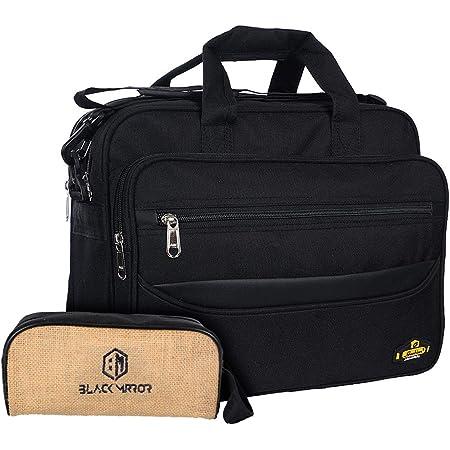 As grabion Unisex Messenger Bag (Black)