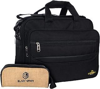 As grabion Synthetic Messenger Bag (Black_101exlpbm)