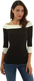 Best closed neck tops Reviews
