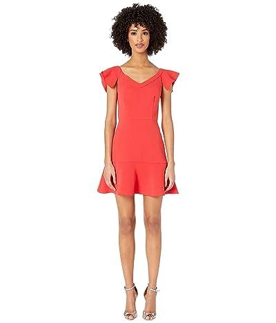 Rachel Zoe Kennedy Dress (Poppy Red) Women