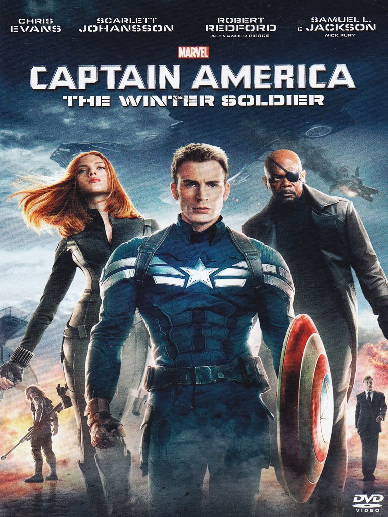 Captain America   the Winter Soldier Amazon.de Chris Evans ...