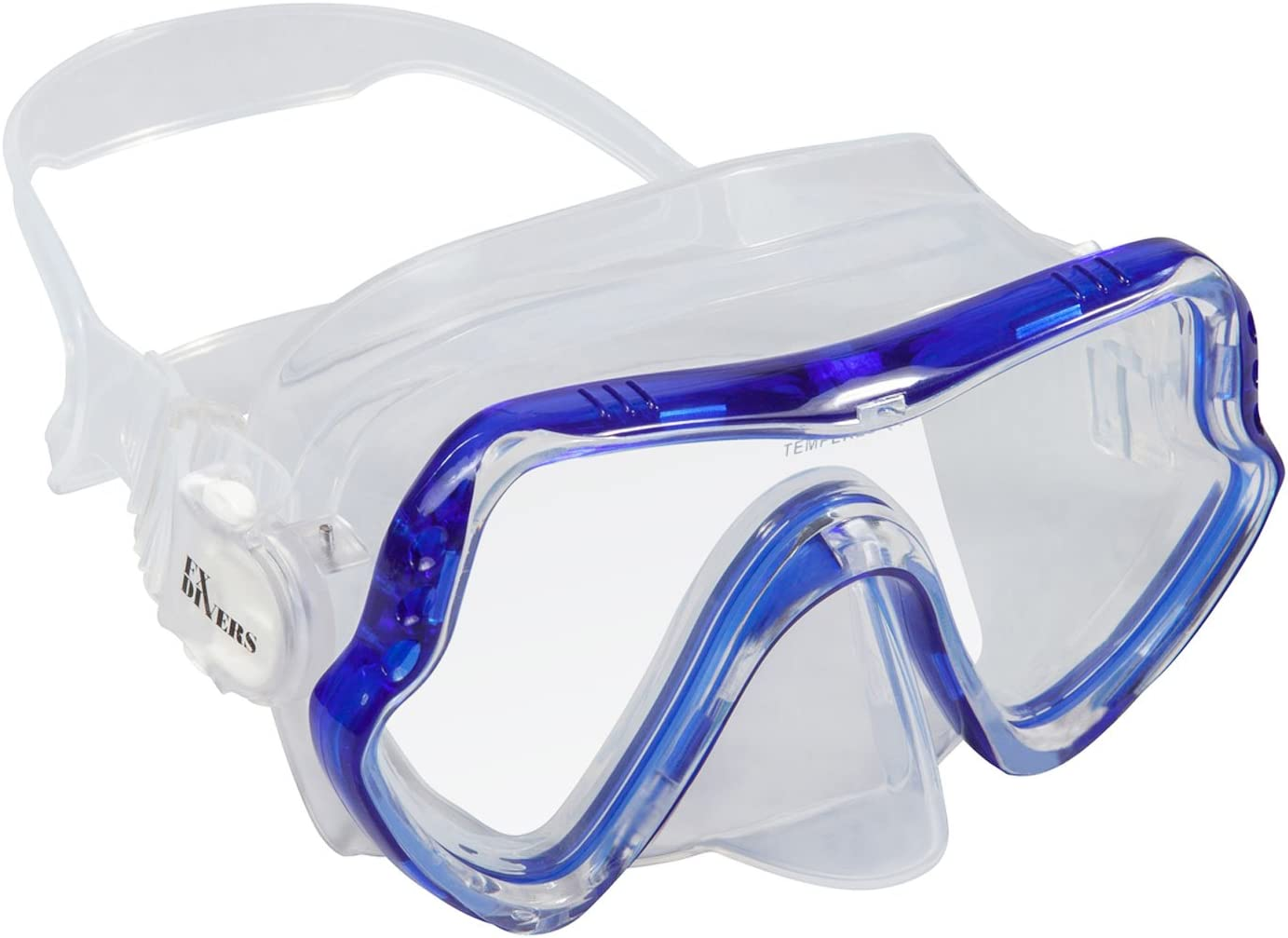 FX Divers Sea Scout Mask Dive specialty shop 1 year warranty Frameless