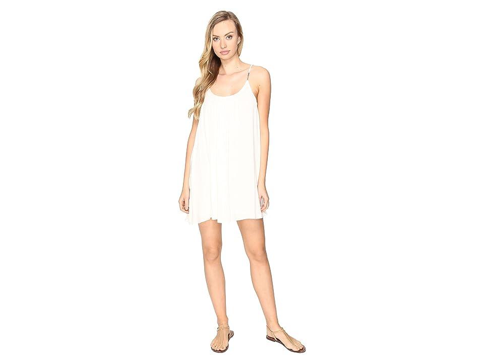 Roxy Perpetual Dress (Marshmallow) Women