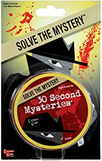 Mystery Tins - 30 Second Mysteries
