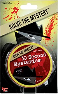 Mystery, Mind and Logic - 30 Second Mysteries