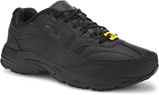 Men's Memory Workshift Slip Resistant Work Shoe