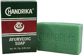 Chandrika: Ayurvedic Soap, 2.62 oz (6 pack)