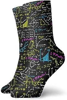 N / A, Calcetines para hombre, mujer, niños, trekking, Performance, 30 cm, color negro