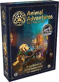 Steamforged Games Board Game Animal Adventures: Starter Set