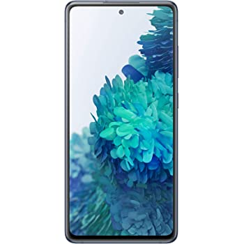 Samsung Galaxy S20 FE, 128GB, Cloud Navy - Fully Unlocked (Renewed)