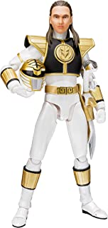 Tamashii Nations S.H. Figuarts Mighty Morphin Power Rangers White Ranger Figure