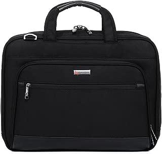 QANTAS Slim Briefcase, (Black), (QF2-A)