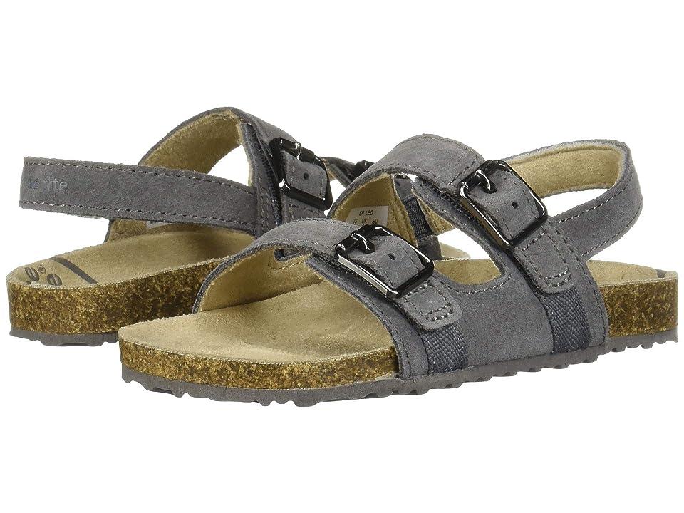 Stride Rite SR Leo (Toddler) (Dark Grey) Boys Shoes