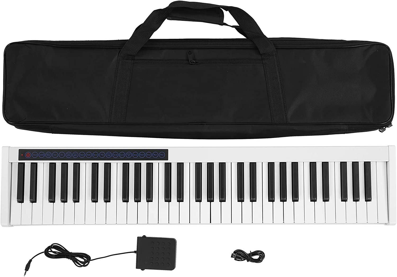Vbestlife In a popularity Digital Piano 61-Key Electrical with MIDI San Antonio Mall USB K