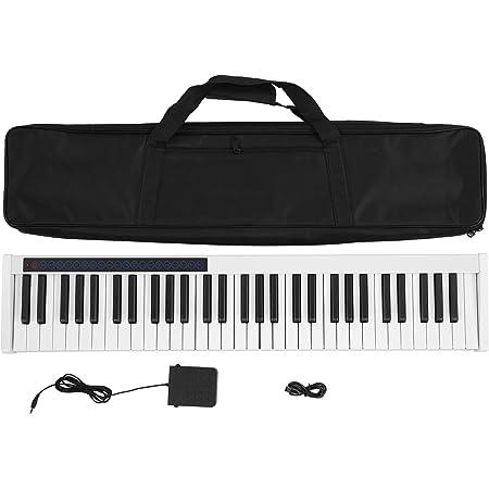 Piano digital Vbestlife, piano eléctrico de 61 teclas con ...