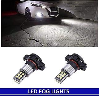 LEDpartsNow for 2007-2014 Mitsubishi Lancer and Evolution EVO X Reverse Backup Back up LED Light Bulbs 992 7440NA 7440NA 7440 7440ST 7440LL 7441