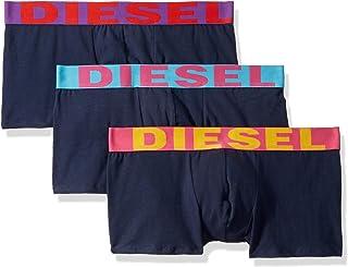 Diesel Men's Shawn 3 Pack Boxer Trunks