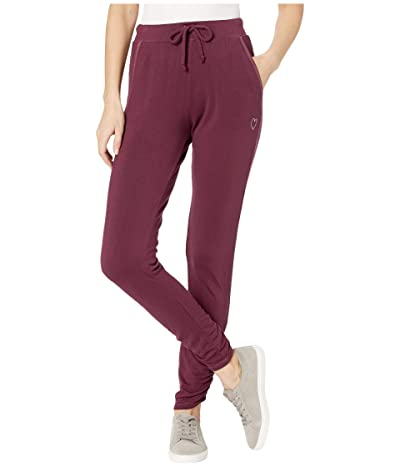 good hYOUman Beauty Heart Sweatpants (Beet) Women