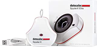 Datacolor SpyderX Elite – Monitor Calibration Designed for Expert and Professional Photographers and Motion Imagemakers SXE100