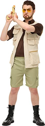 producto de calidad The Big Lebowski Mens Walter Fancy dress costume costume costume Large  disfruta ahorrando 30-50% de descuento