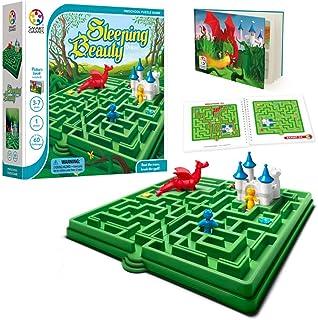 SmartGames SG025 Sleeping Beauty Deluxe Preschool Maze Puzzle Game