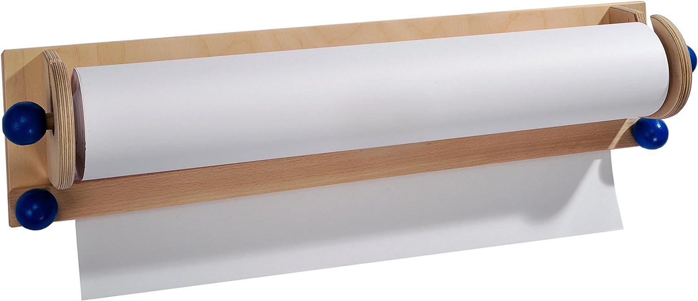 Nemmer - Papierabroller aus Holz für für für Papierrolle zum Malen - Zeichenpapier-Rolle Zubehör Endlospapier Malpapier B00DZ6QQTK | Verschiedene Waren  269032