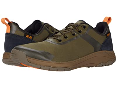 Teva Gateway Low (Dark Olive) Men