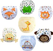 Max Shape Baby Toddler 7 Pack Toilet Training Pants Nappy Underwear Cloth Diaper