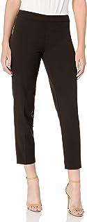 Jones New York Women's Audrey Side-Zip Pant